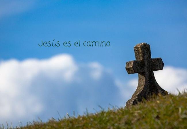 Frases sobre Religión - Jesús es el camino.